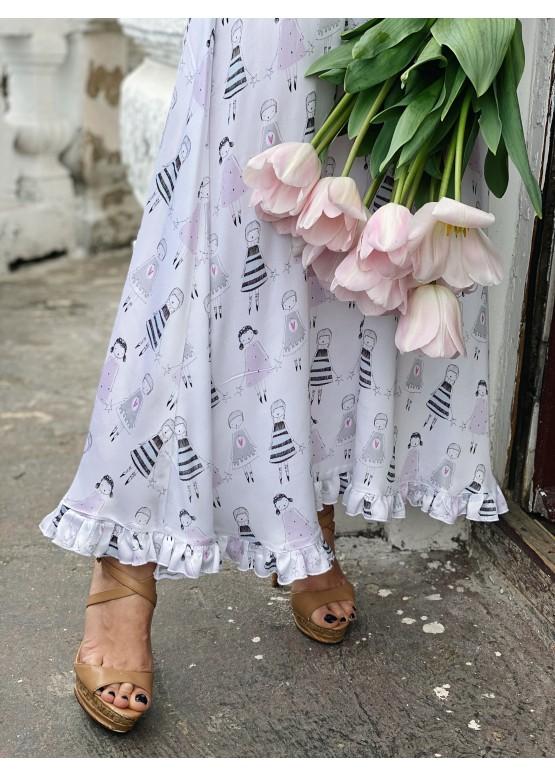 Платье 117-112